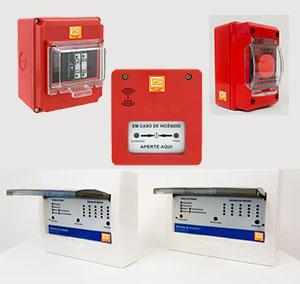 Sistemas contra incêndio