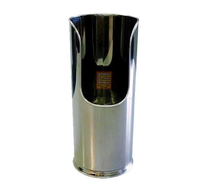 Suporte para Extintor Aço Inox Modelo Batom Estribofire