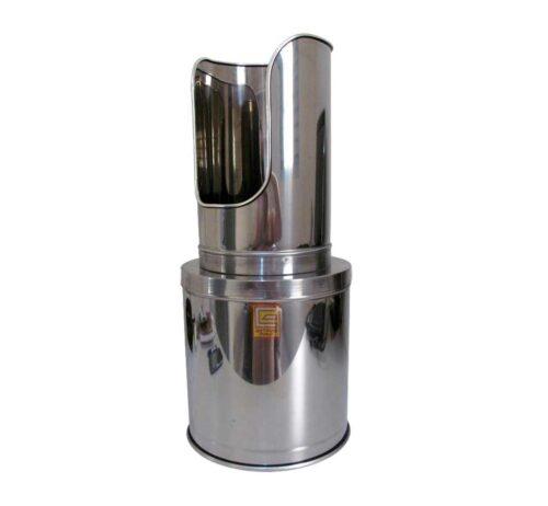 Suporte para Extintor Aço Inox Modelo Torre Estribofire