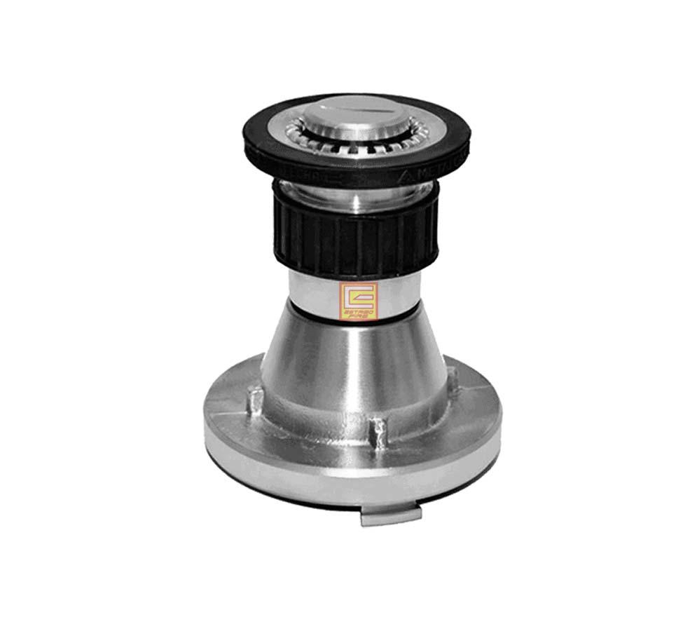 Esguicho Regulável 1.1/2 Mangueira de Hidrante Incêndio - Alumínio